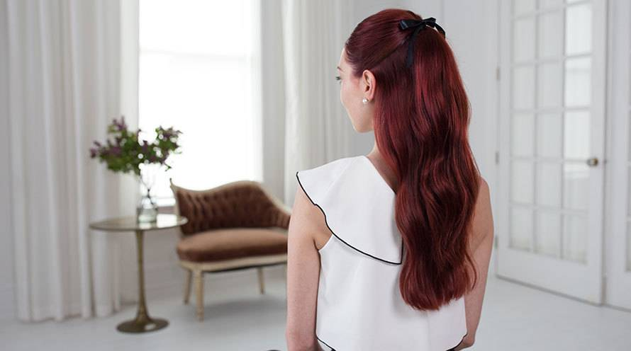 Garnier Hair Color How to Keep Hair From Fading Example Long Red Hair