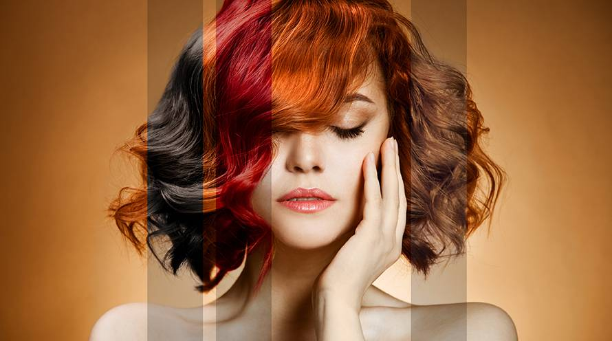 Garnier Hair Color Examples Hair Color Shades for Your Skin Tone