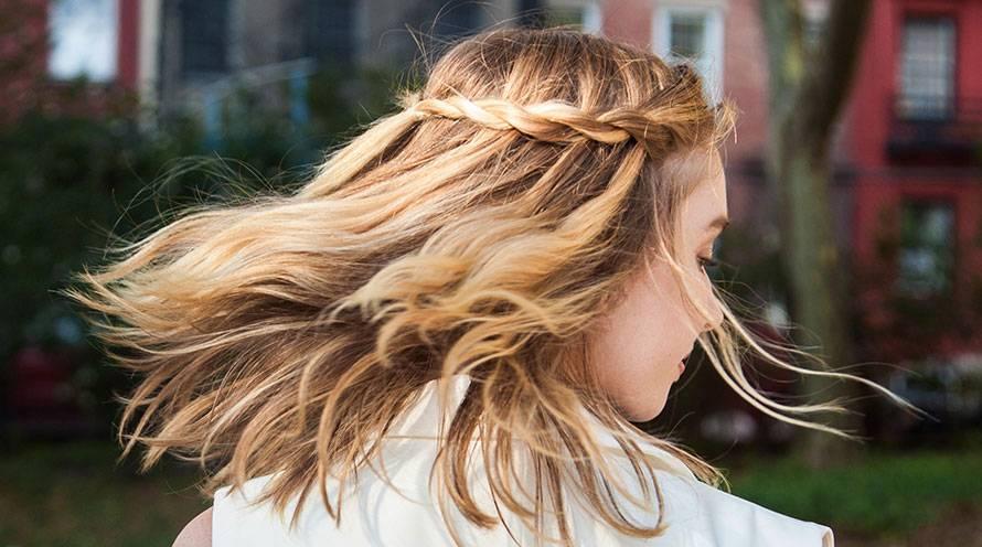 15 Braid Hairstyles For Short Medium Long Hair Garnier