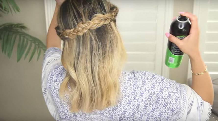 Cute Prom Hairstyles Hair Tutorials Inspiration Garnier
