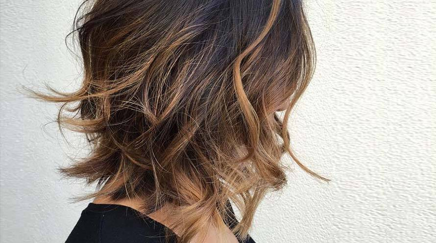Garnier Hair Care Fructis Tips Hairstyles hottest medium-length hairstyles