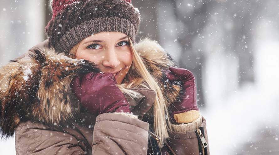 Garnier Hair Care Fructis Hairstyles for winter best hairstyles, hydrating for cold weather, winter