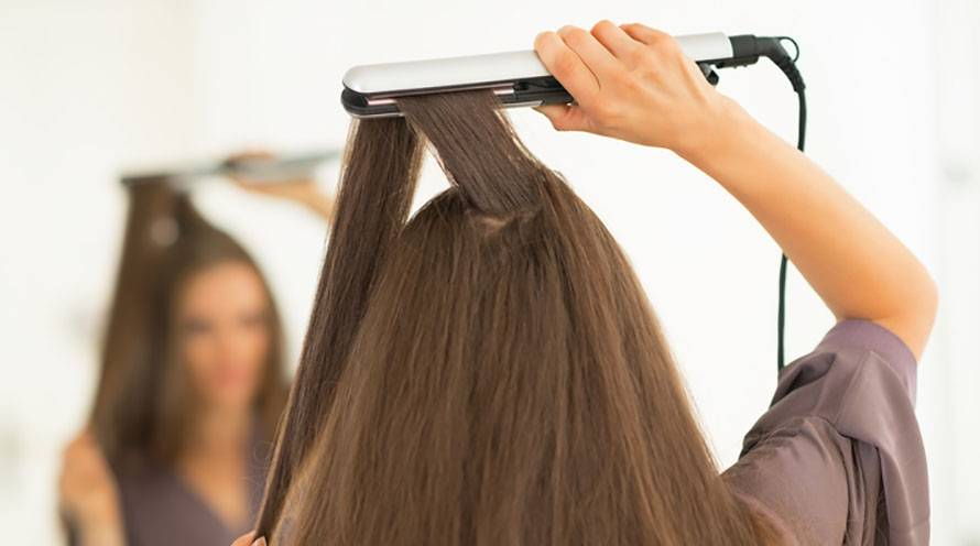 Style And Care For Your Straight Hair Hairstyle Tips Garnier