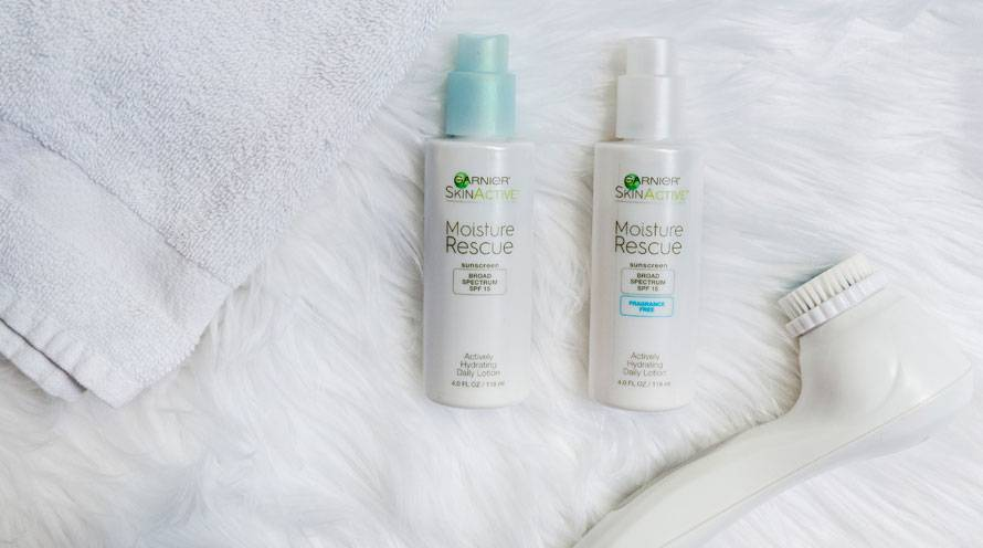 Garnier skin care best moisturizer for sensitive skin
