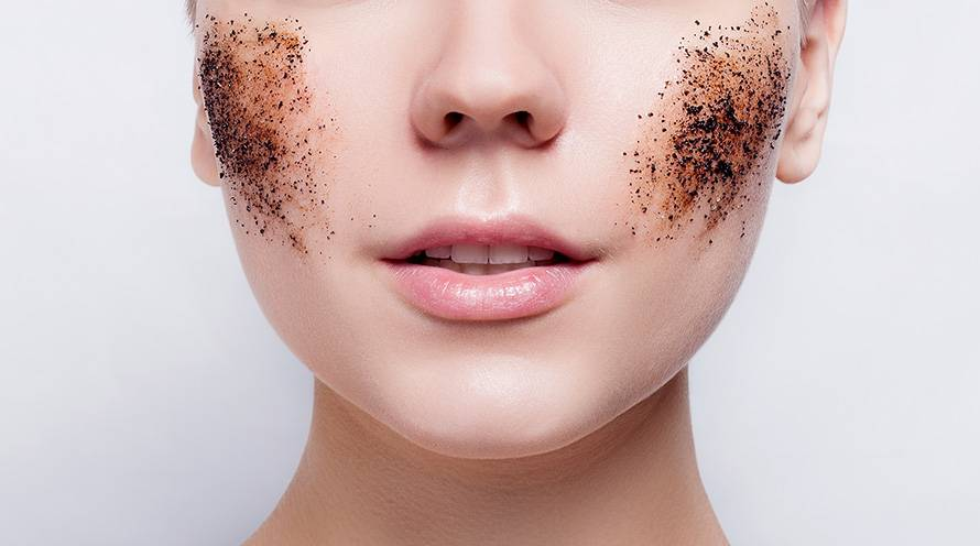 Image result for Exfoliate Before Cleansing for acne