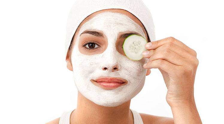 Garnier Skin Care face mask