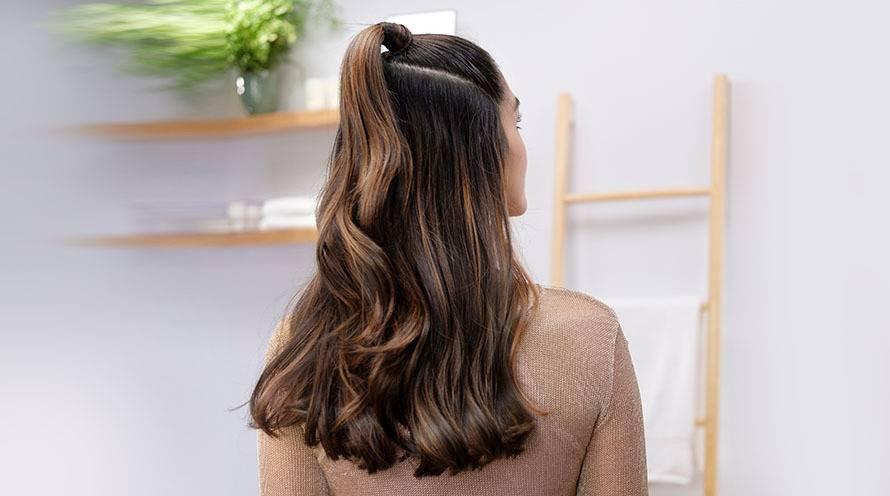 How to Get Balayage Hair At Home - Garnier Hair Color