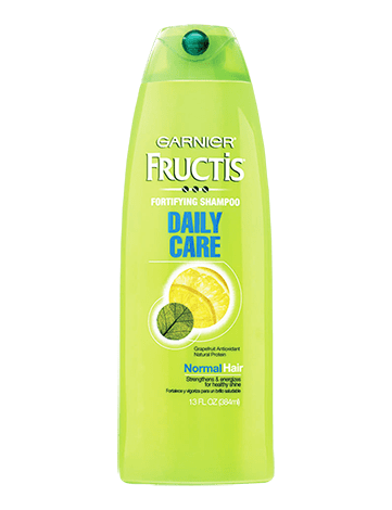 Garnier daily care shampoo 13oz