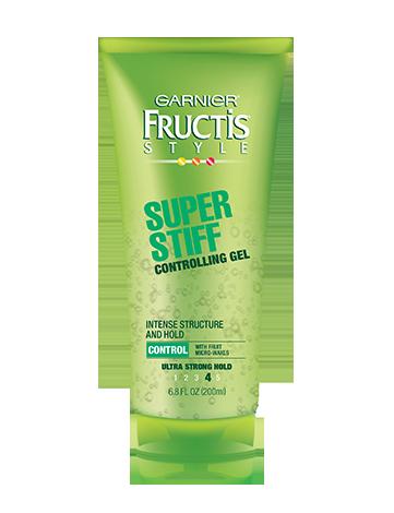 Super Stiff Gel Ultra Strong Hold Hair Gel Garnier
