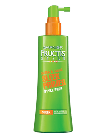 Garnier Fructis Sleek & Shine Sleek Primer Bottle