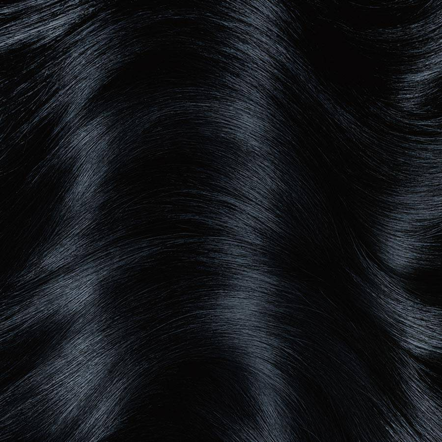 Garnier Color Sensation 1.1 - Natural Blue Black Permanent Hair Color