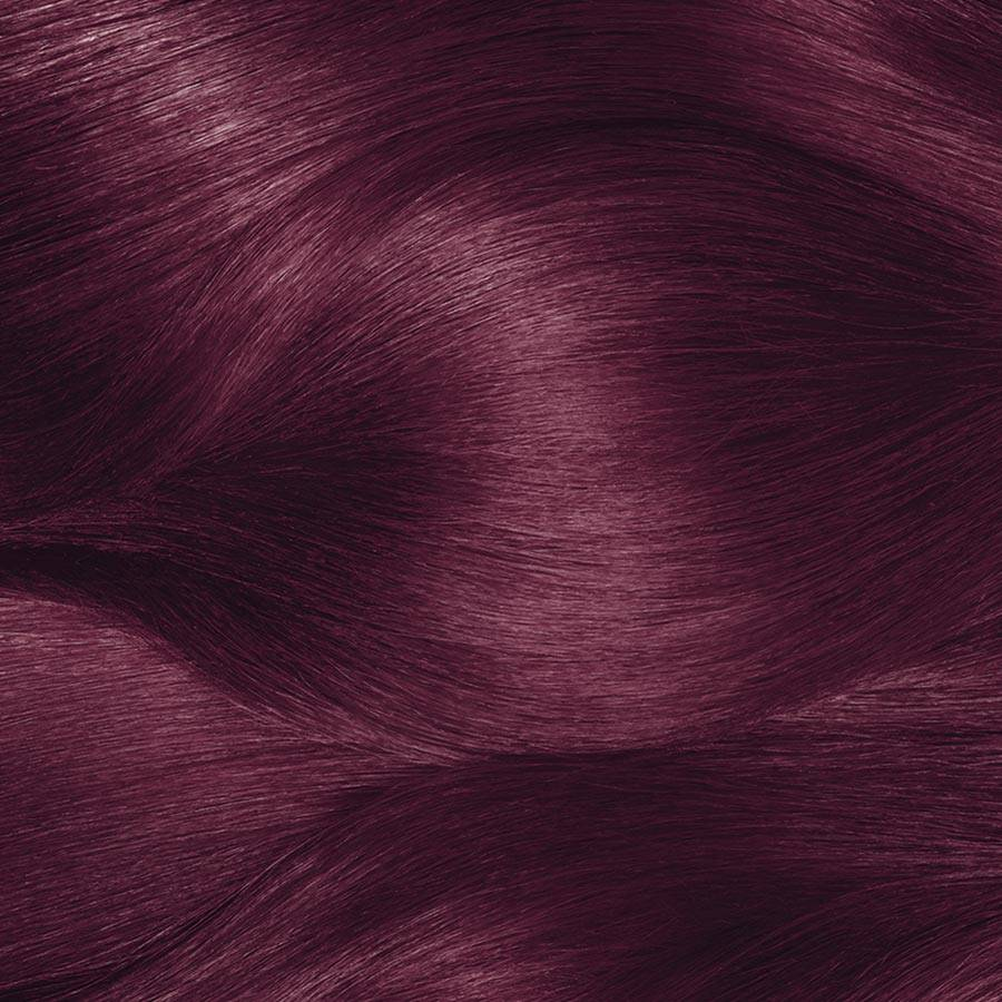 Color Sensation 4 26 Burgundy Hair Color Garnier