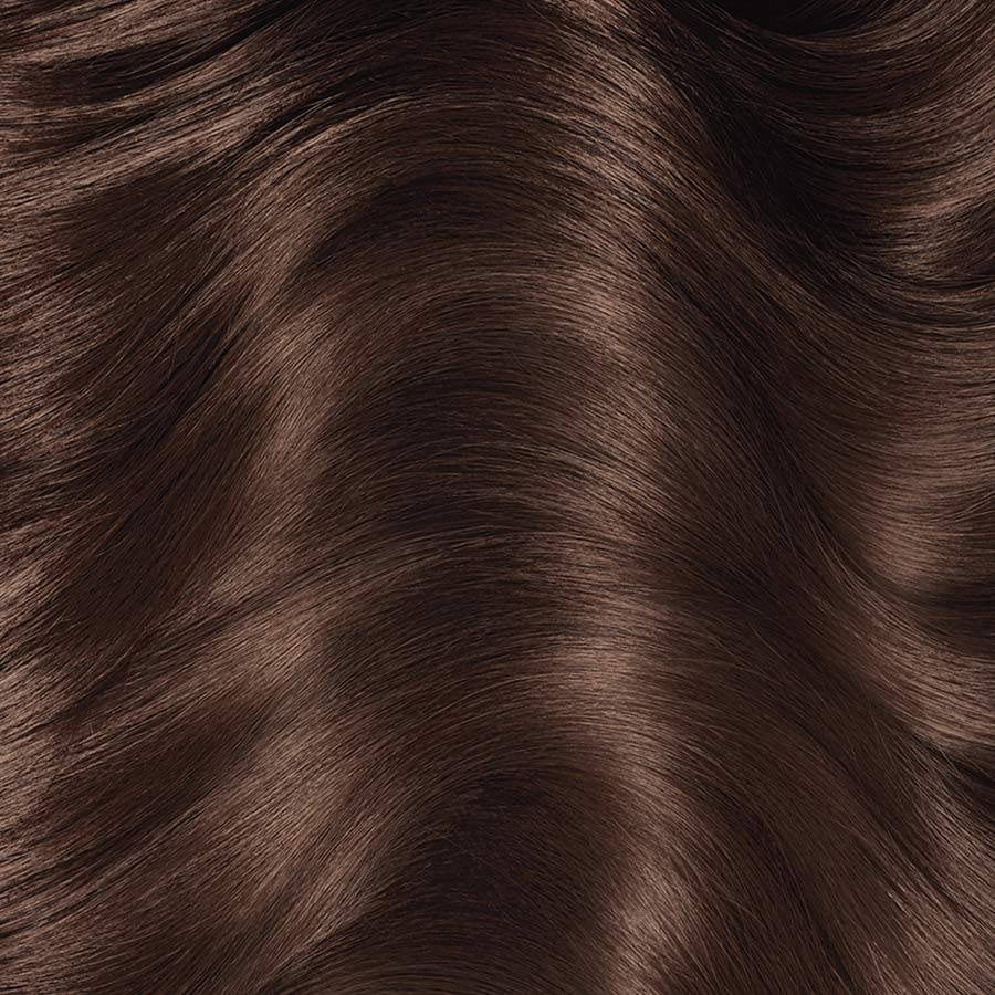Garnier Color Sensation 5.0 - Medium Natural Brown Permanent Hair Color