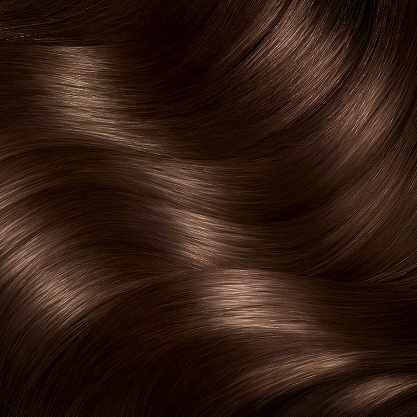 Hair Swatch of Express Retouch Light Brown.