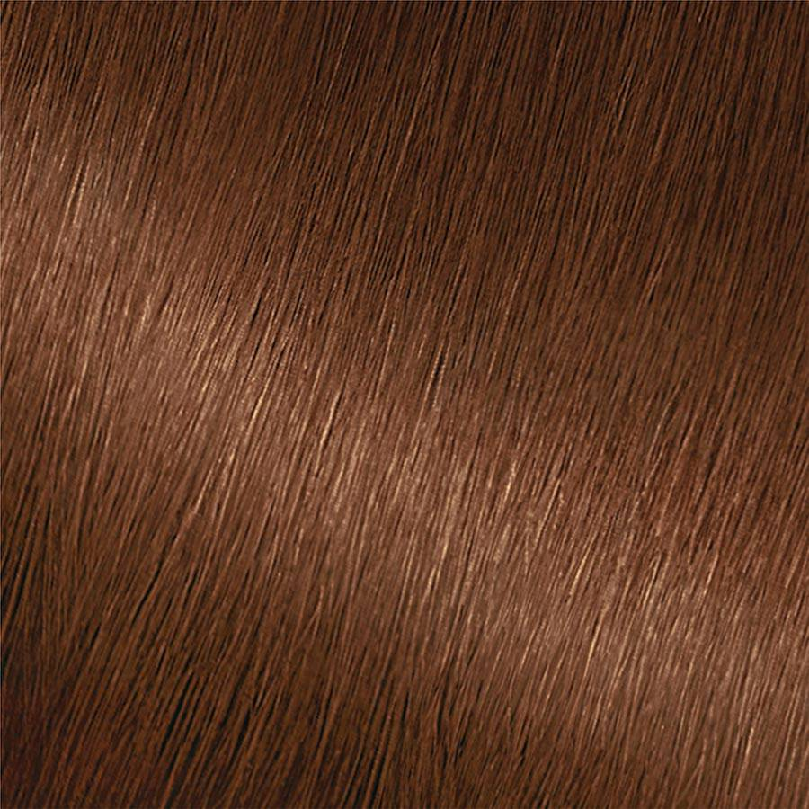 Garnier Nutrisse Nourishing Color Creme 53 - Medium Golden Brown (Chestnut) Permanent Hair Color