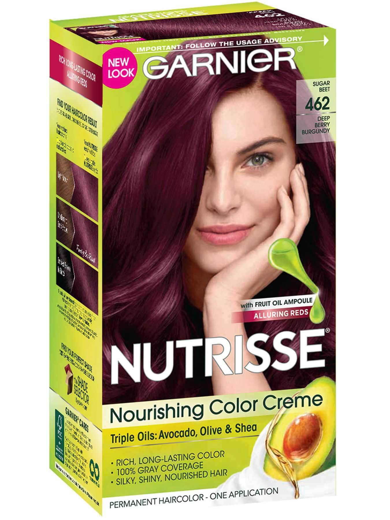 Garnier Hair Color Shades Image Collections Hair
