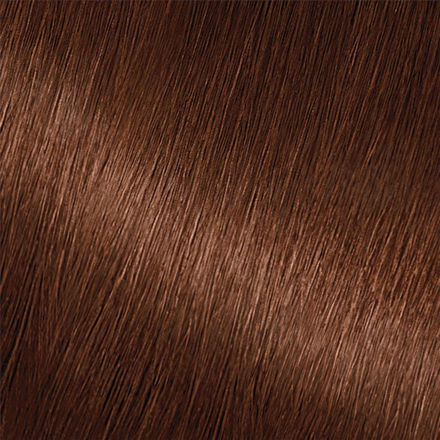 Garnier Nutrisse Color Creme 434 - Deep Chestnut Brown (Chocolate Chestnut) Permanent Hair Color