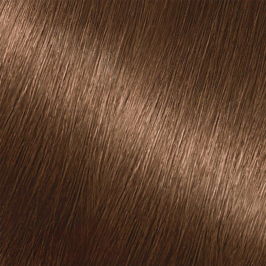 Garnier Nutrisse Nourshing Color Creme 613 - Light Nude Brown Permanent Hair Color for rich, long-lasting, grey coverage, silky, shiny nourished hair