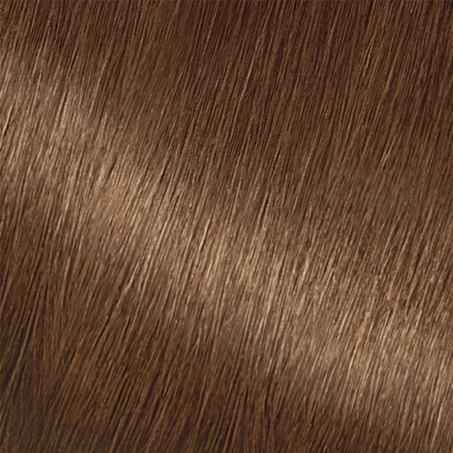 Garnier Nutrisse Nourishing Color Creme 61 - Light Ash Brown (Mochaccino) Permanent Hair Color