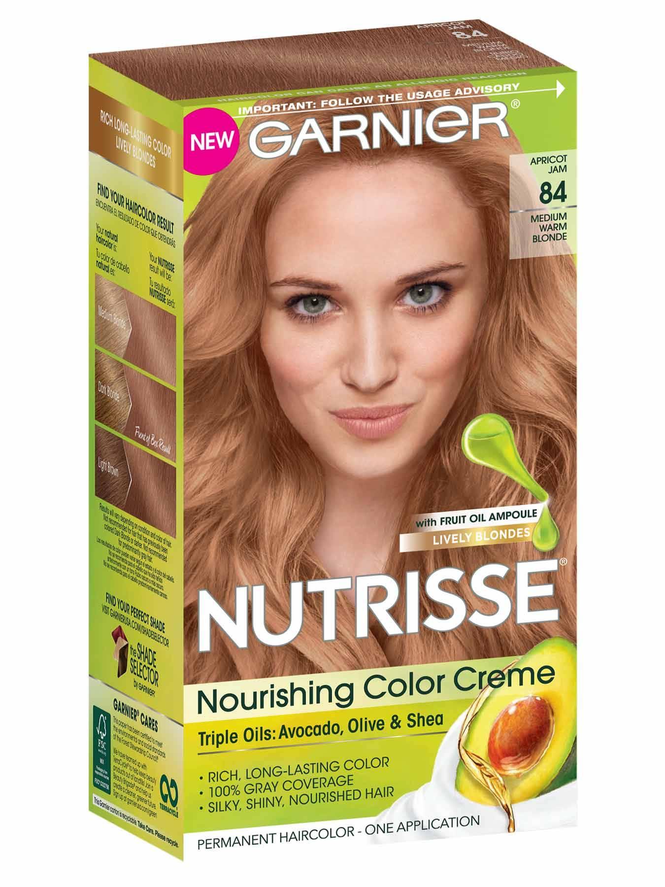 Nutrisse Color Creme Hair Color Garnier