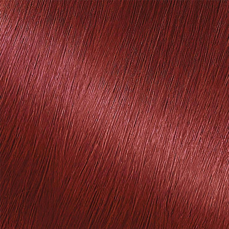 Garnier Nutrisse Nourishing Color Creme 66 - True Red (Pomegranate) Permanent Hair Color