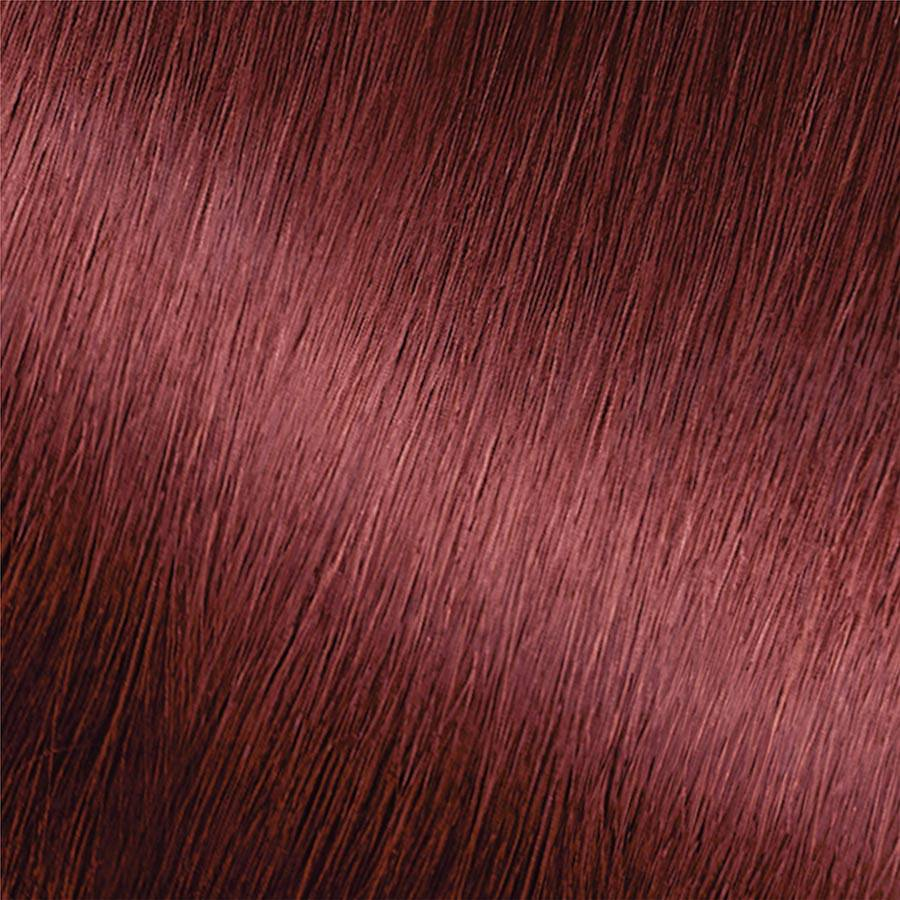 Garnier Nutrisse Nourishing Color Creme 56 - Medium Reddish Brown (Sangria) Permanent Hair Color