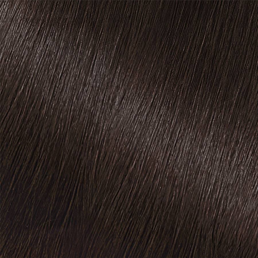Garnier Nutrisse Nourishing Color Creme 20 - Soft Black (Black Tea) Permanent Hair Color