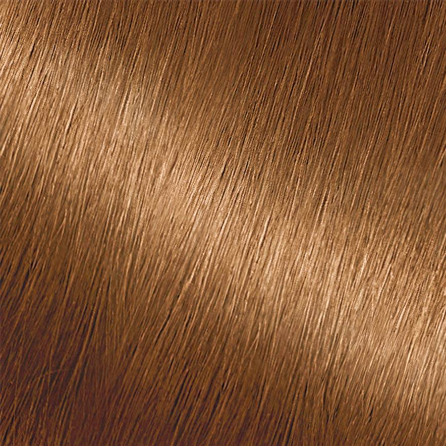 Garnier Nutrisse Ultra Color B3 - Golden Brown (Cafe Con Leche) Color Cream Permanent Hair Color