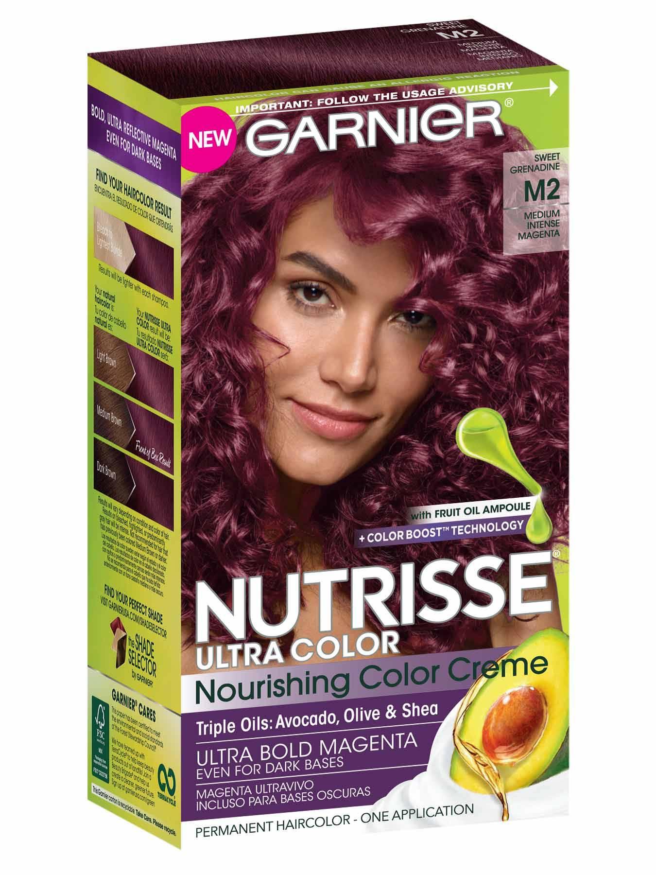 Nutrisse Ultra Color Hair Color Garnier
