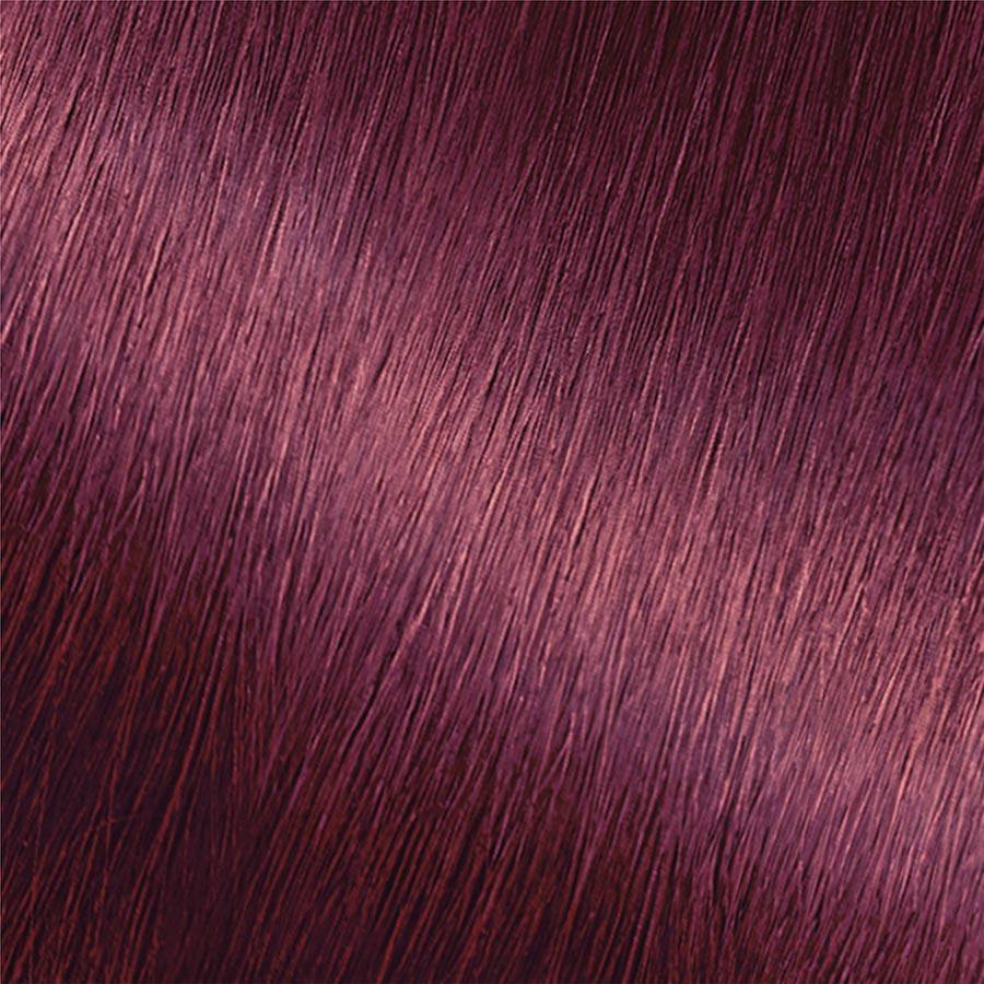 Garnier Nutrisse Ultra Color BR3 - Intense Burgundy - Nourishing Color Cream Permanent Hair Color