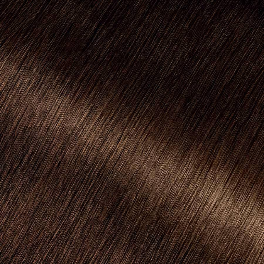 Garnier Olia 4.3 - Dark Golden Brown  - Powered Permanent Hair Color
