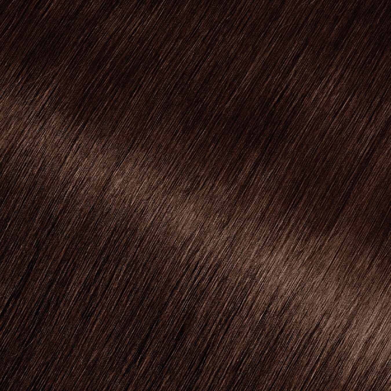 Garnier Olia 4.35 - Dark Golden Mahogany - Powered Permanent Hair Color
