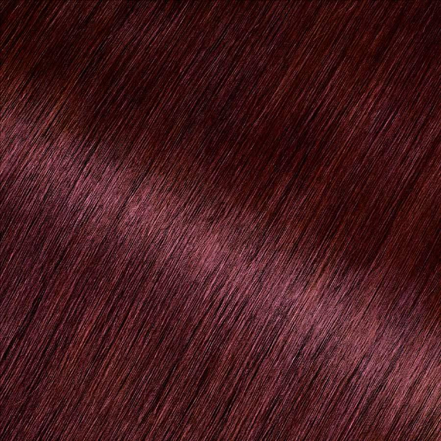Garnier Olia 4.60 - Dark Intense Auburn - Powered Permanent Hair Color