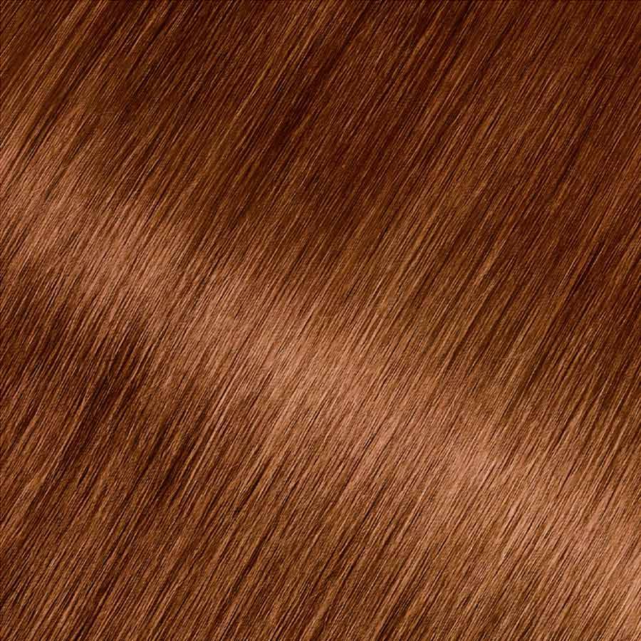 Garnier Olia 6.43 - Light Natural Auburn - Powered Permanent Hair Color