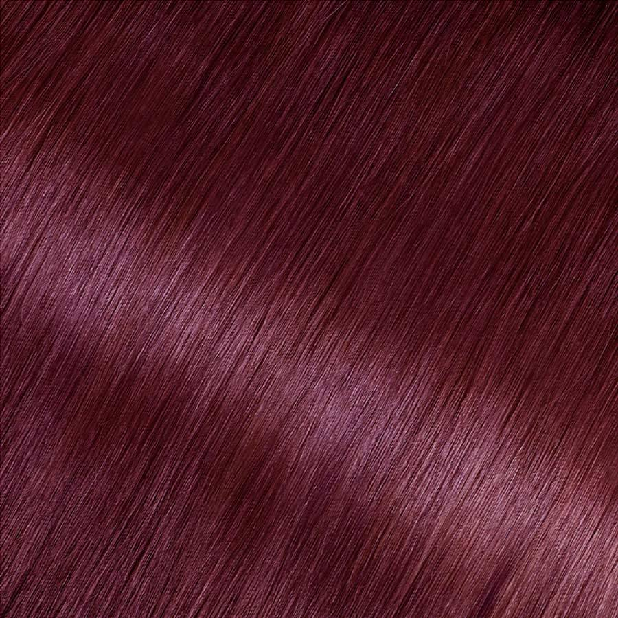 Garnier Olia 5.6 - Medium Garnet Red - Powered Permanent Hair Color