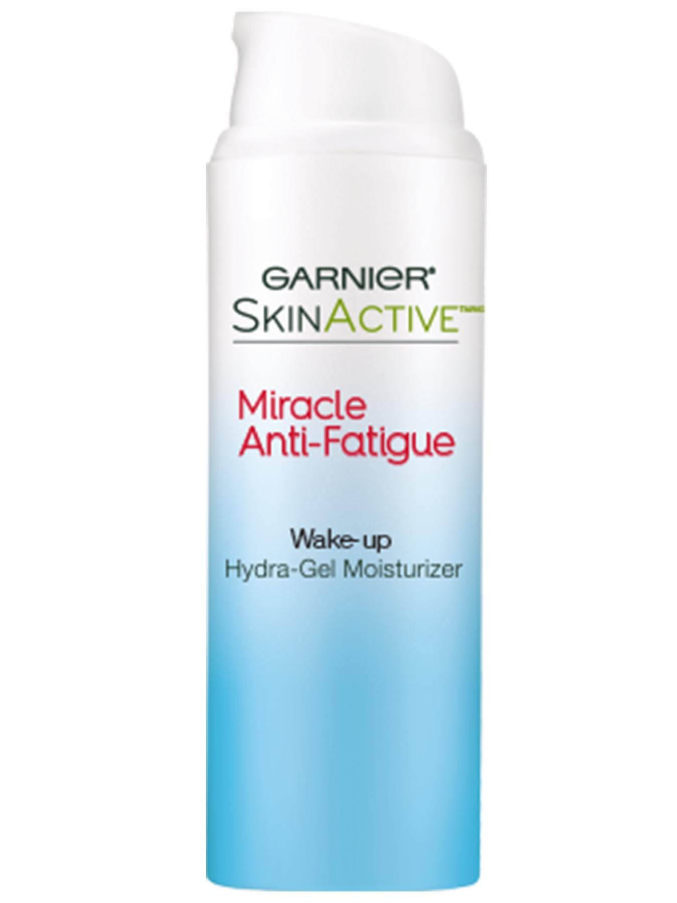 Garnier SkinActive Miracle Day Wake-Up Hydra-Gel Moisturizer for Dull, Tired Skin