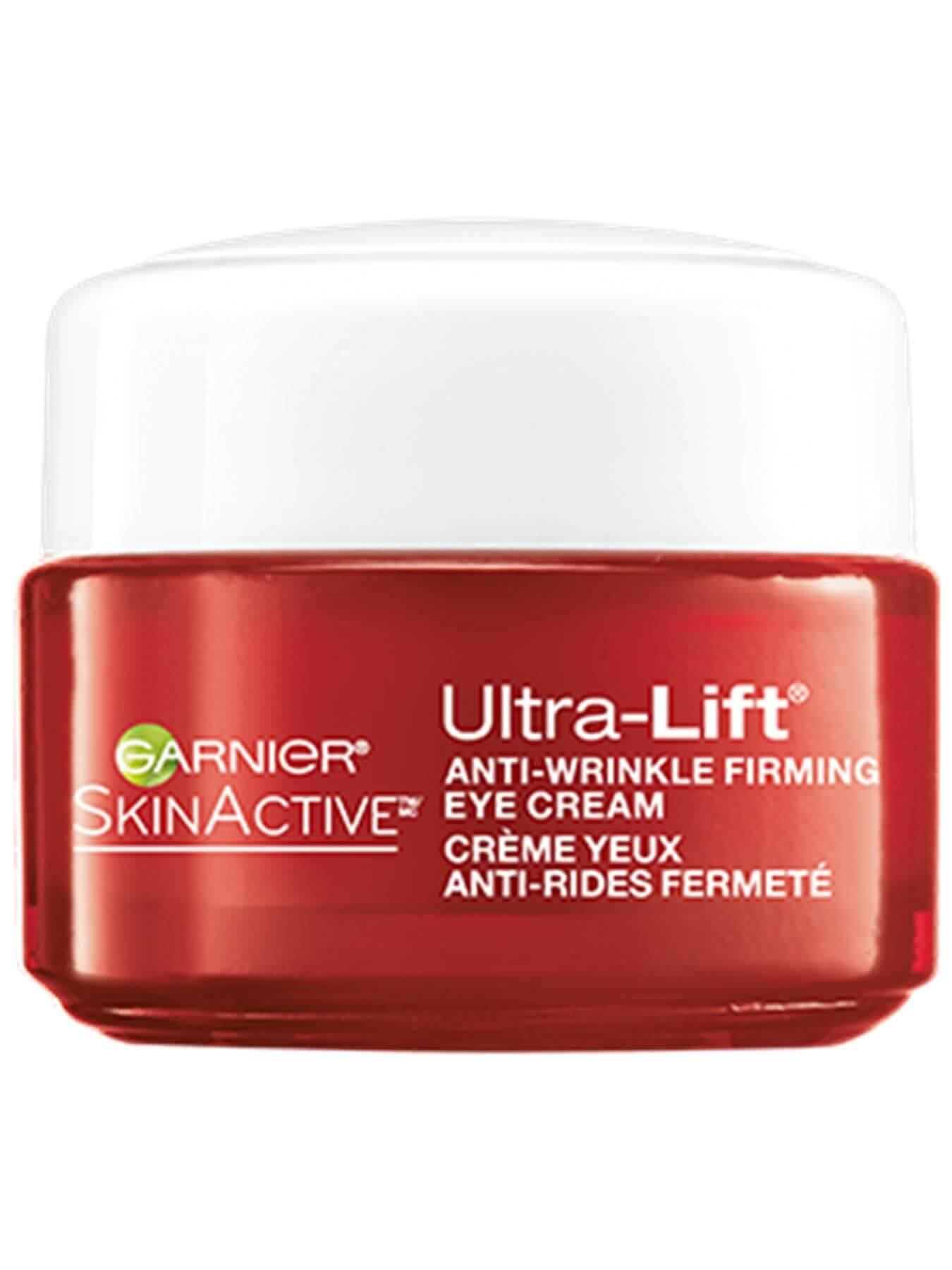Front view of Ultra-Lift Anti-Wrinkle Eye Cream.