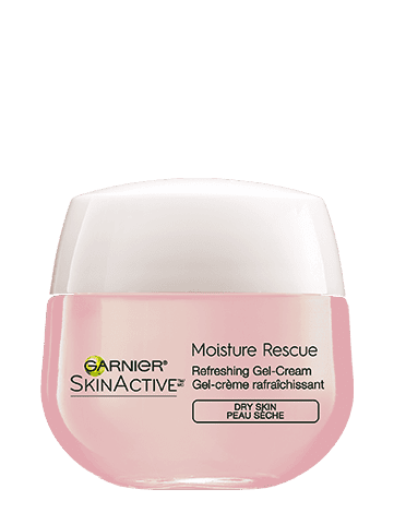 Garnier SkinActive Moisture Rescue Refreshing Gel Cream for Dry Skin