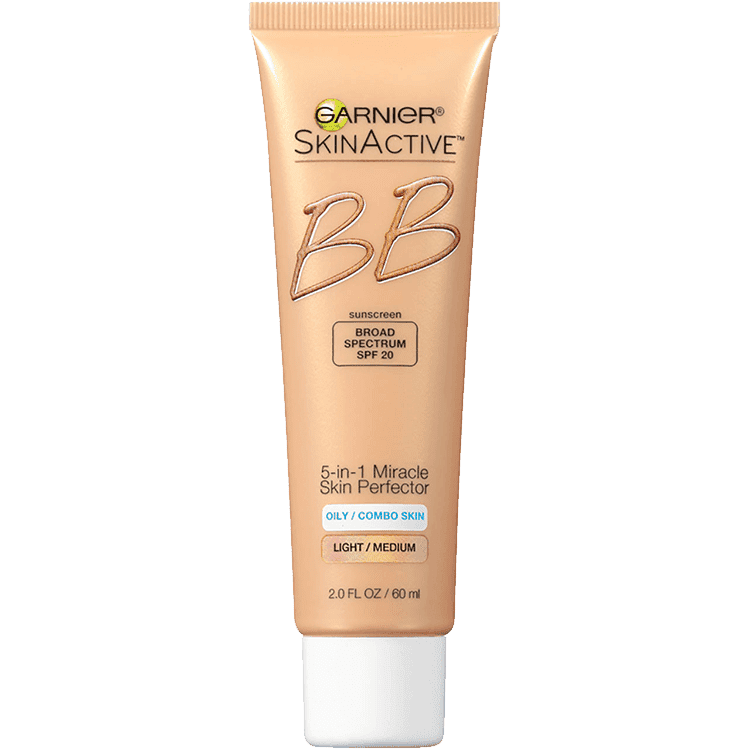 5 In 1 Miracle Skin Perfector Bb Cream Oil Free Garnier