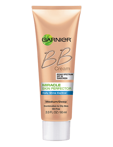 Garnier SkinActive BB Cream Miracle Skin Perfector - Medium/Deep Package