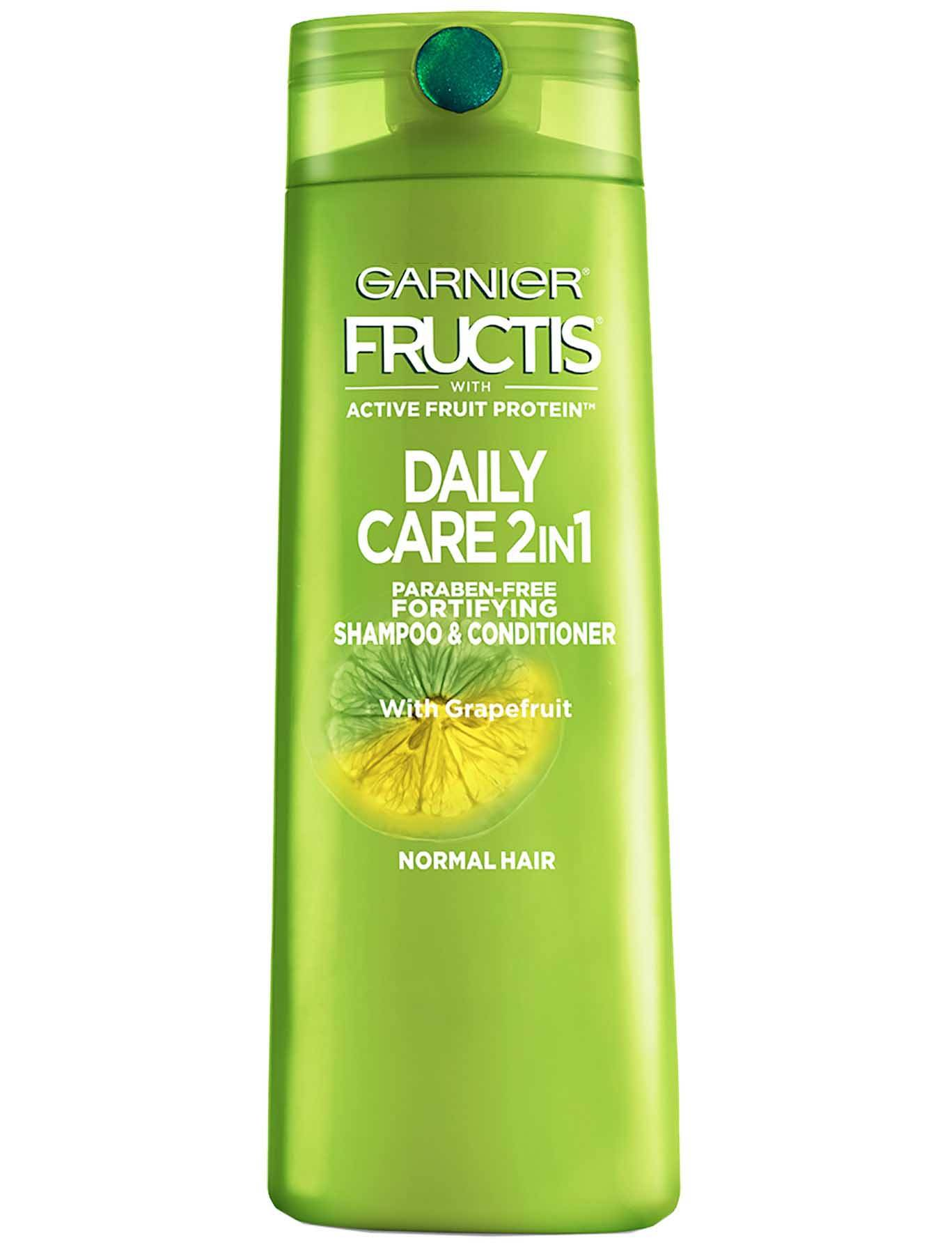 Garnier daily care 2in1 shampoo  conditioner 12.5 oz
