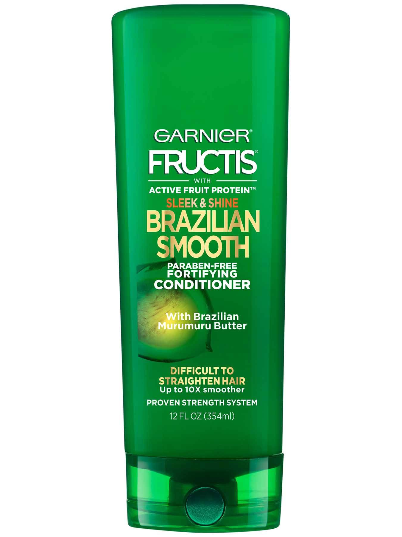 Front view of Sleek & Shine Brazilian Smooth Conditioner.