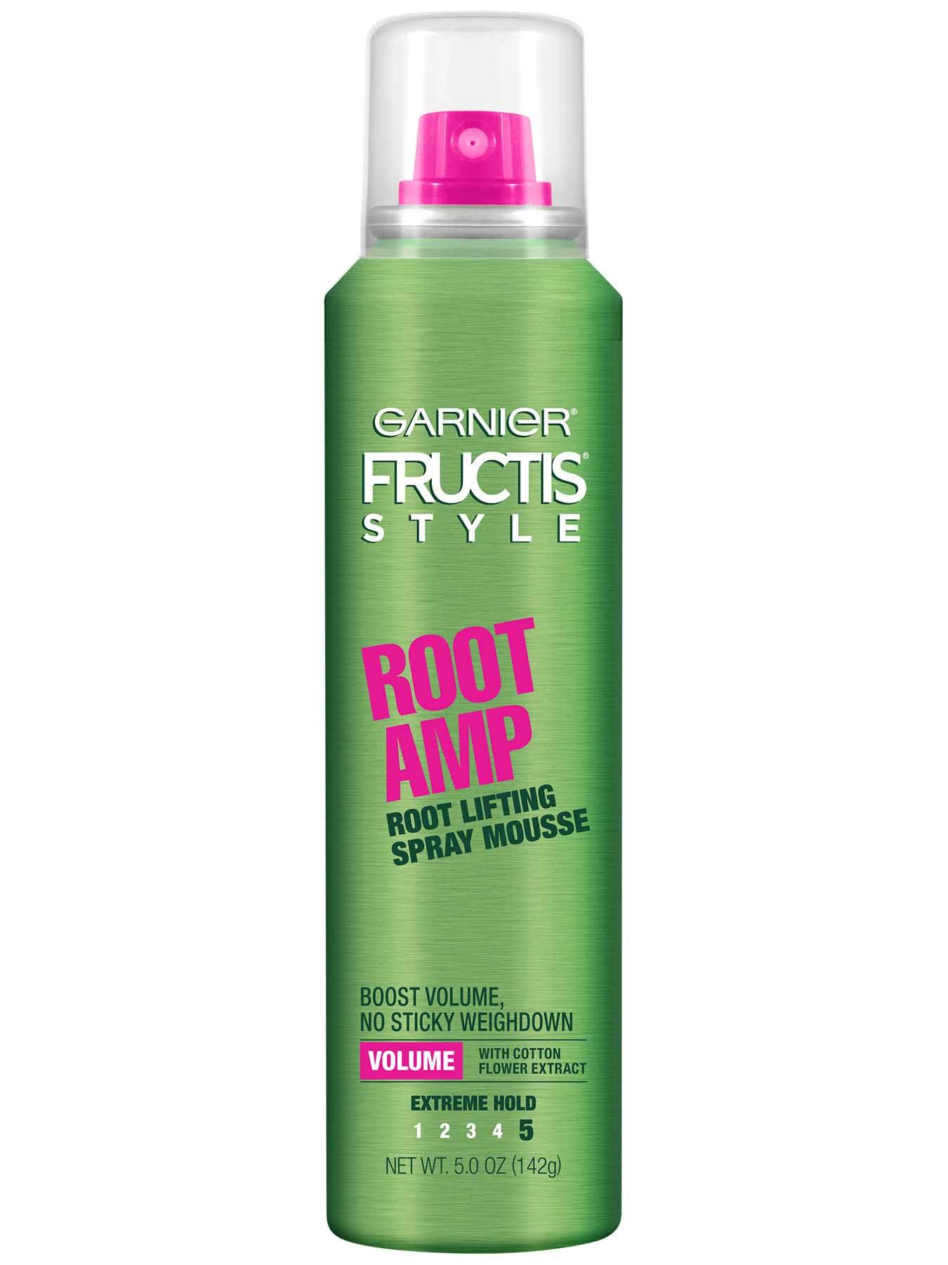 Front view of Root Amp Root Lifting Spray Mousse.