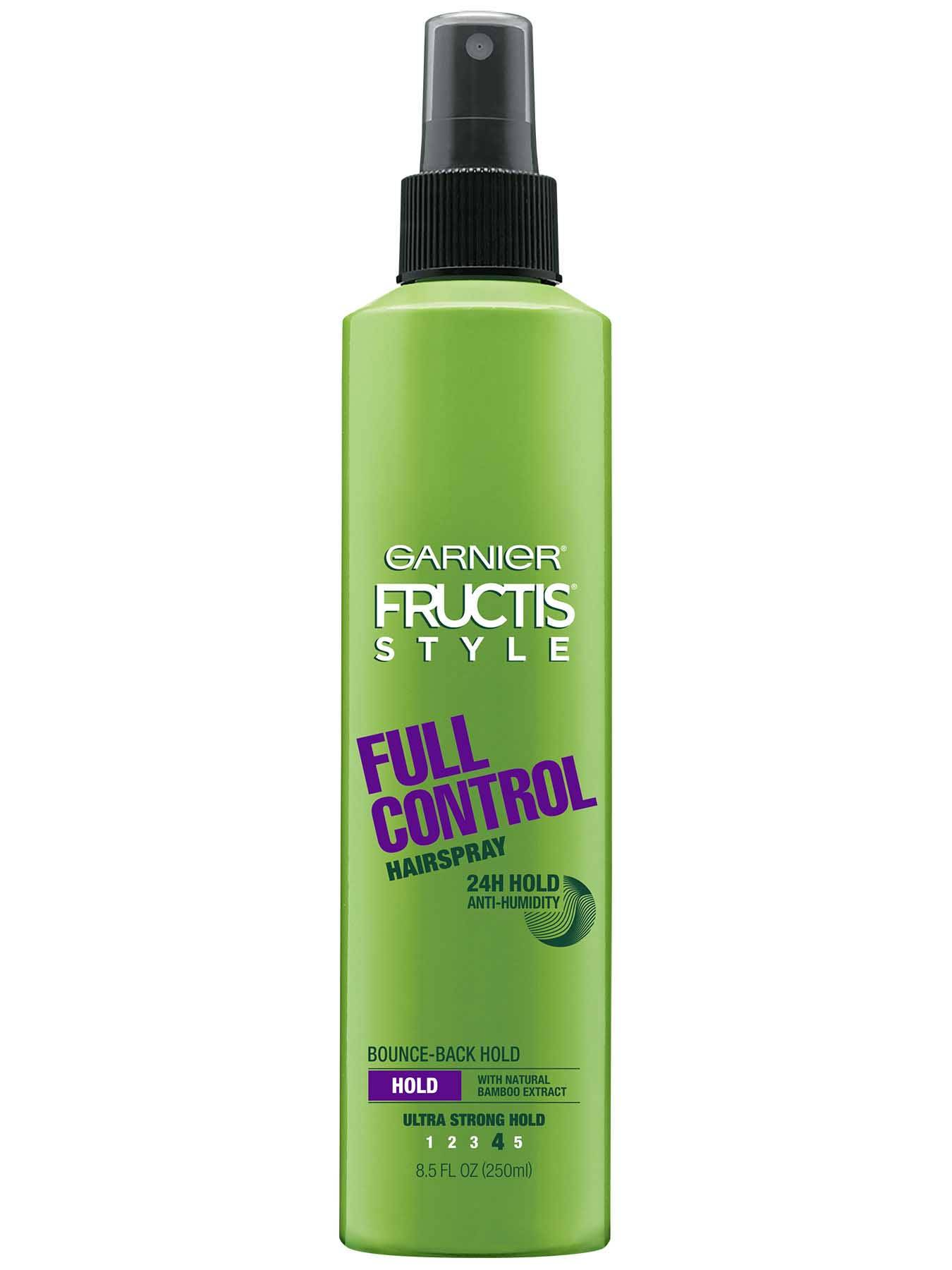 Front view of Full Control Anti-Humidity Non Aerosol Hairspray.