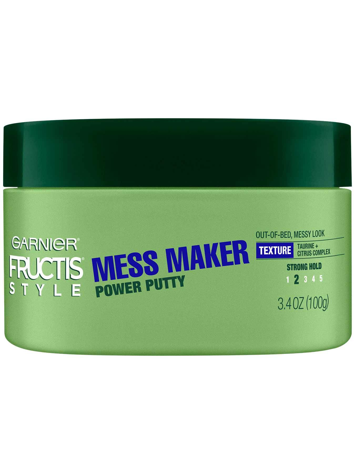 Garnier Fructis Style Mess Maker Power Putty Front