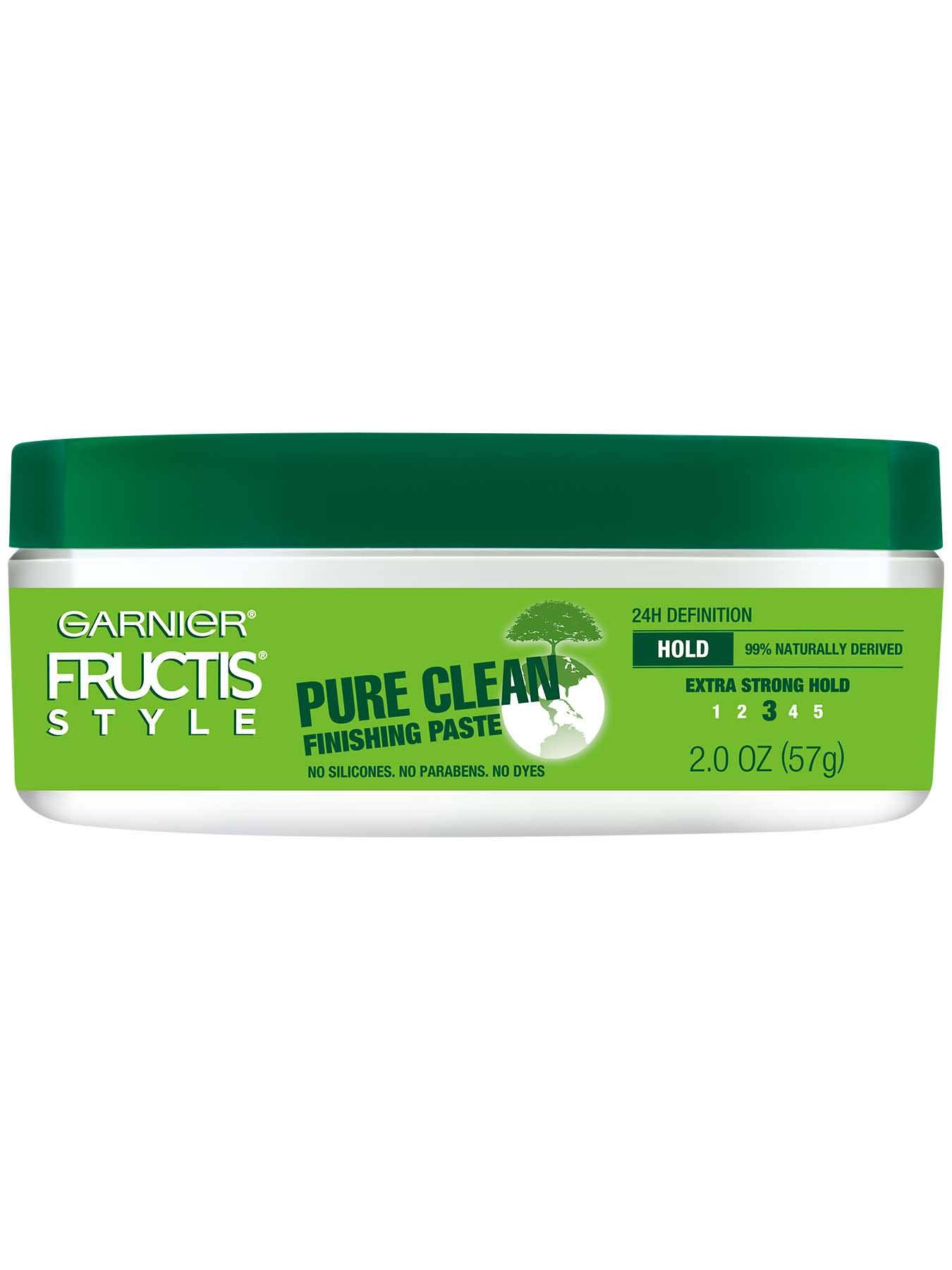 Front view of Pure Clean Finishing Paste.