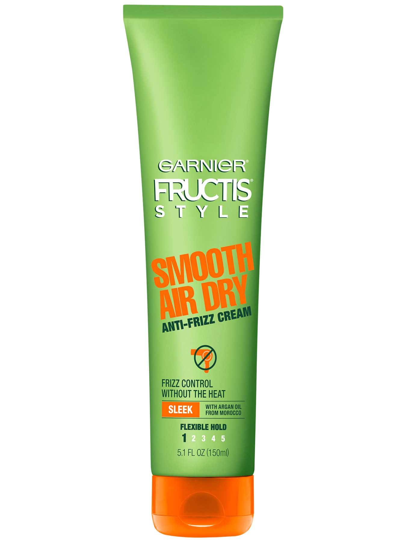Front view of Smooth Air Dry Anti-Frizz Cream.