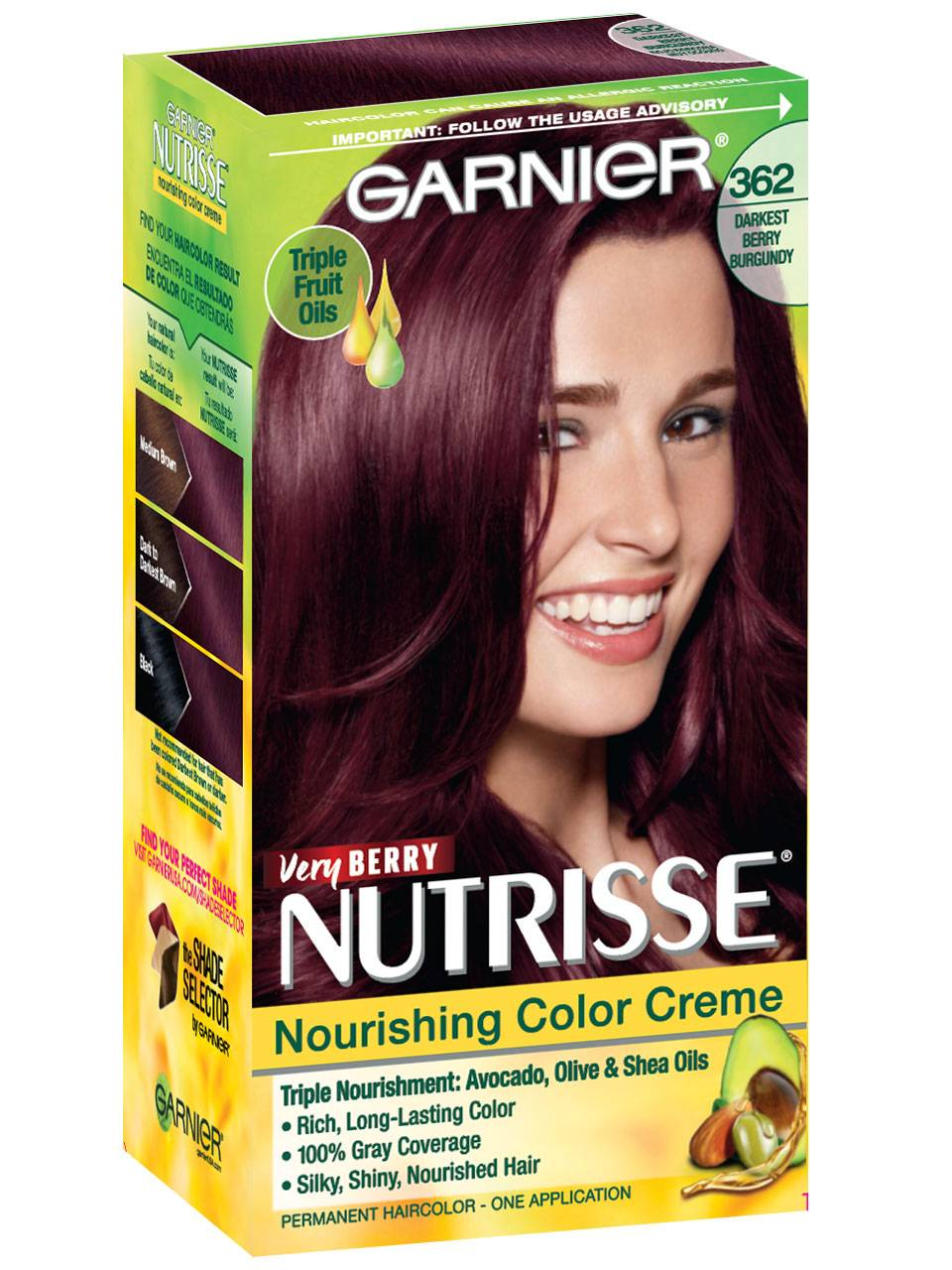 nutrisse cream box angled view