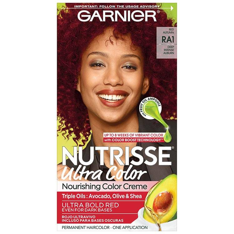 Garnier Haircolor Red Autumn - product detail
