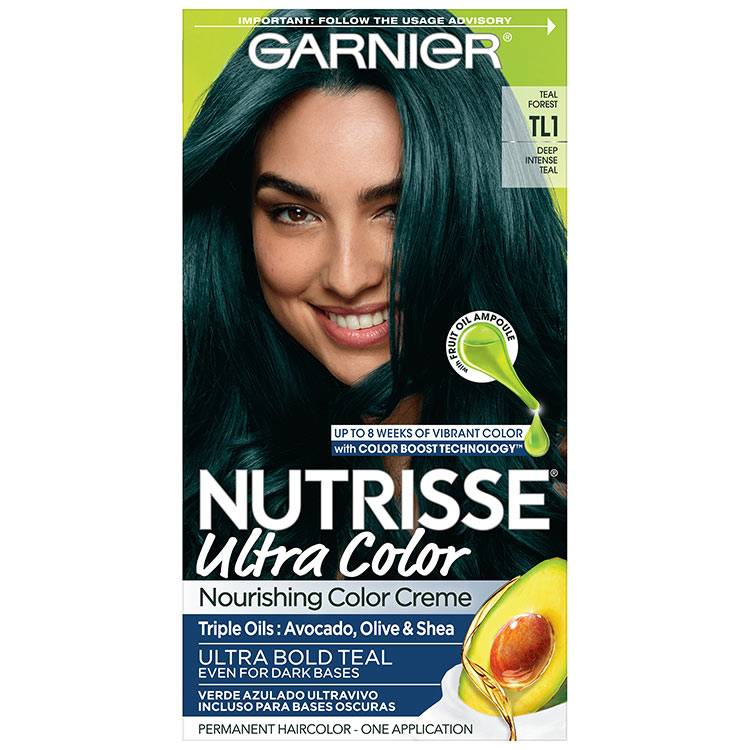 Garnier Haircolor Teal Forest - product detail